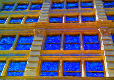 Blue Windows a329