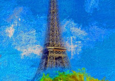 EIFFEL TOWER a435