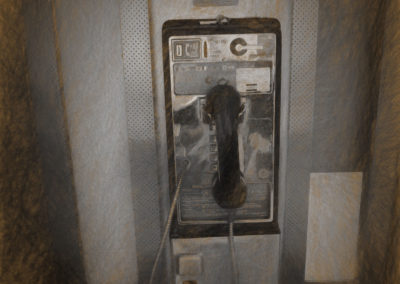 THE LAST PAY PHONE780